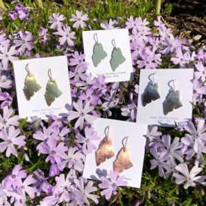 Maine Earrings by Miller Designs
