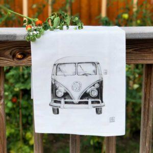VW Tea Towel