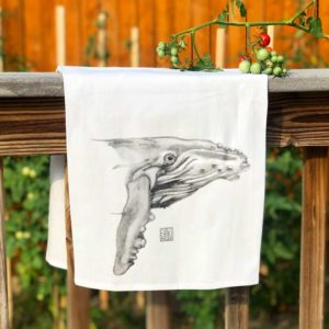 Sea Creature Tea Towel - Starfish