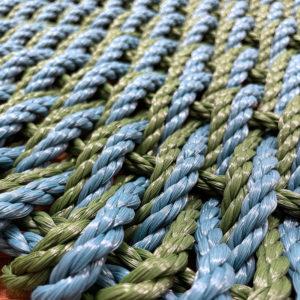 Mermaid Scales Lobster Rope Doormat