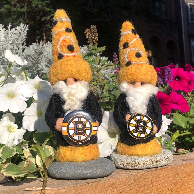 Boston Bruins Gnome
