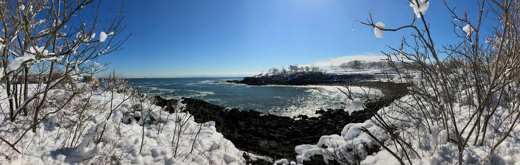 New Year in Maine