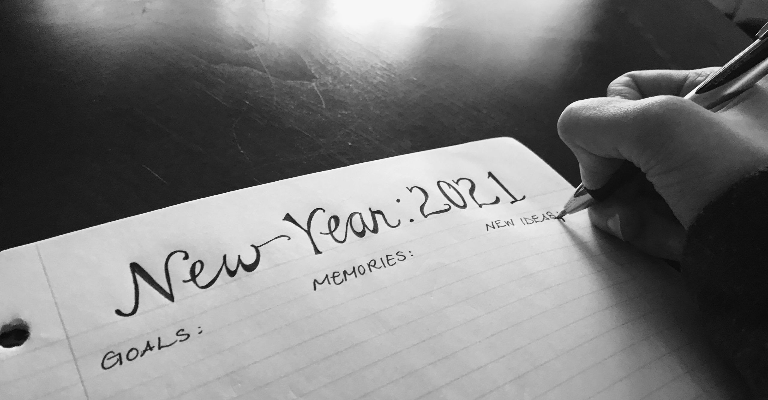 New Year, New Resolutions: Part 1