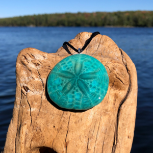 Ocean Sand Dollar Necklace