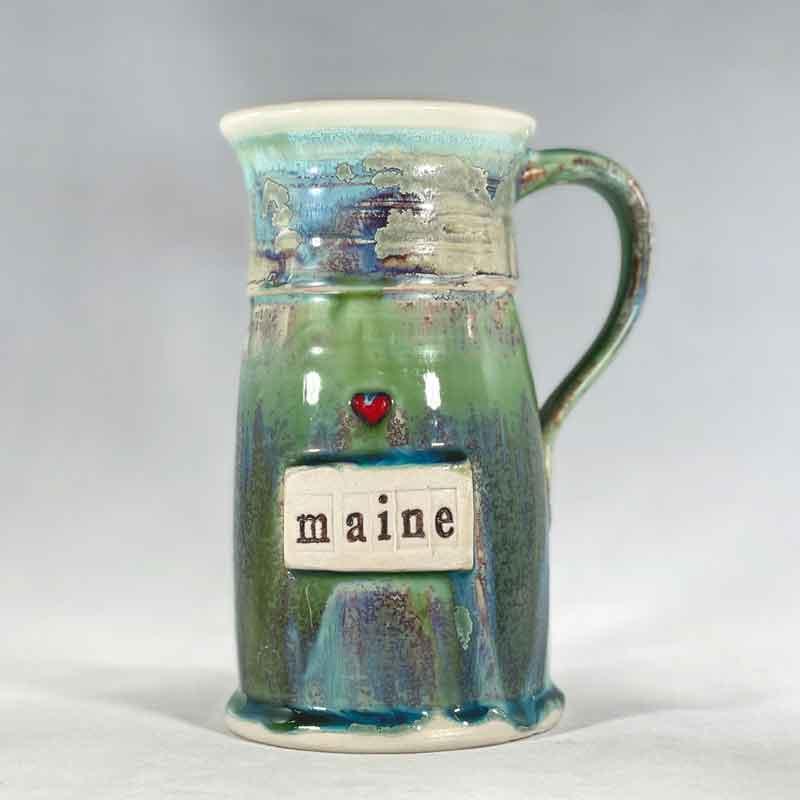 Love MAINE Ale Mug 2