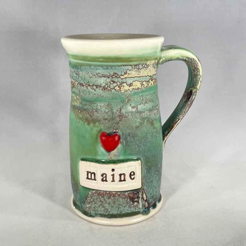 Big Love MAINE Ale Mug 1