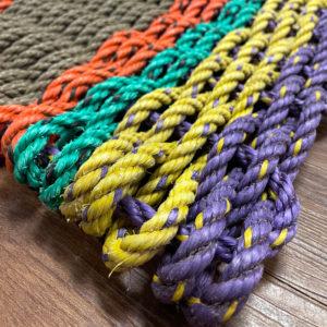 Mountaintop Lobster Rope Doormat