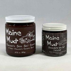 Chocolate Sea Salt Caramel Maine Mud