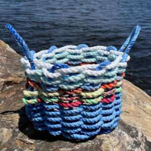 Coveside Lobster Rope Basket