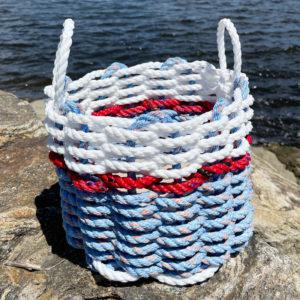 Independence Lobster Rope Basket