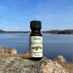 Balsam Fir Fragrance Oil