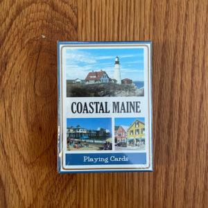 Coastal Maine Playing Cards