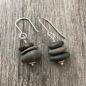 Cairn Pile Earrings