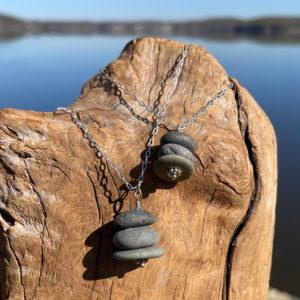 Cairn Pile Necklaces