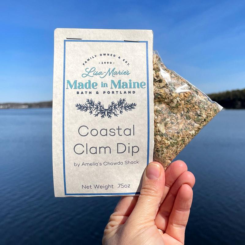 Coastal Clam Dip