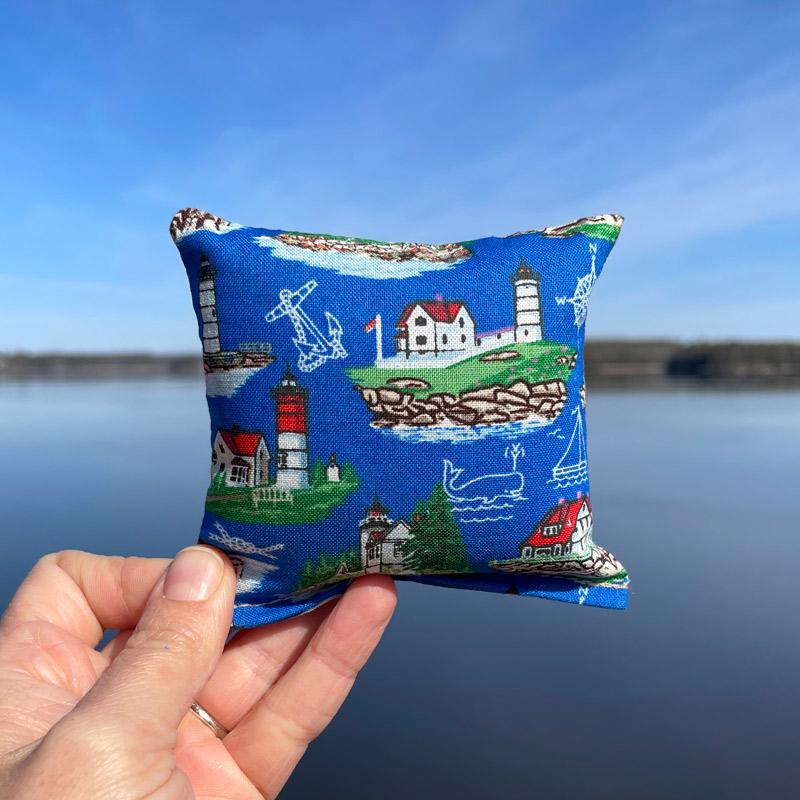Lighthouse Balsam Mini Pillow