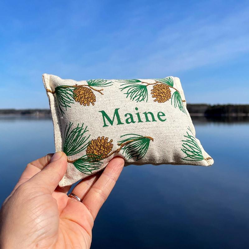 Pinecone Maine Balsam Pillow