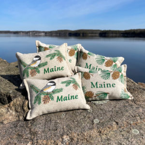 Maine Balsam Pillow