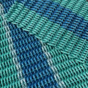 Tidepool Lobster Rope Doormats