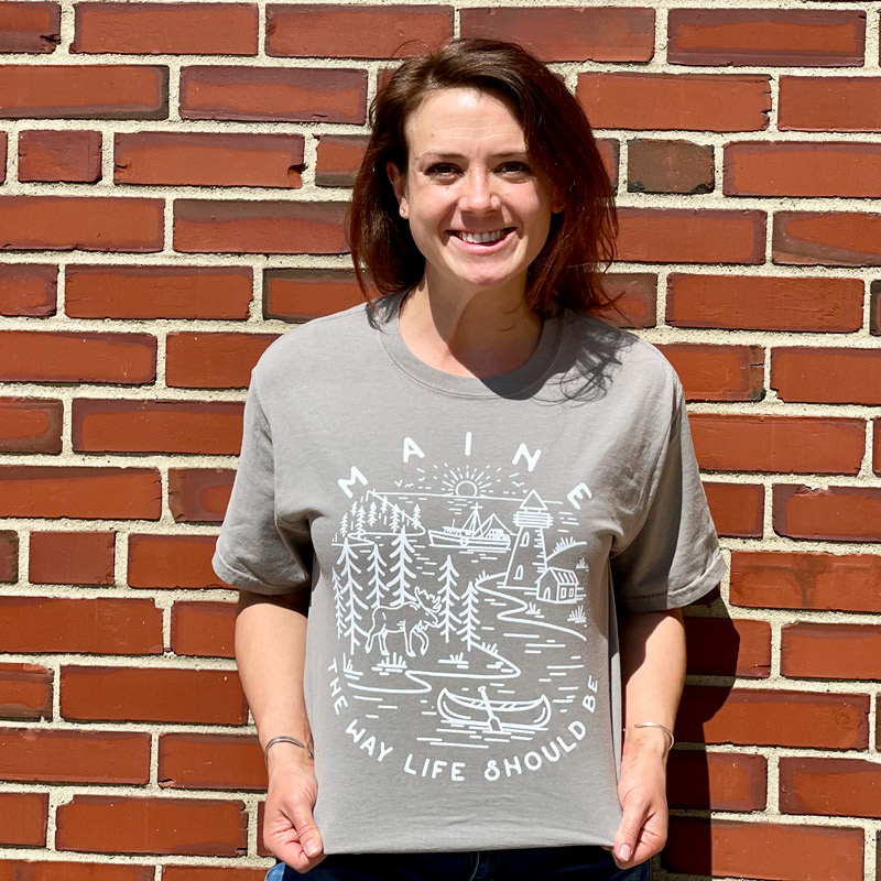 The Way Life Should Be T-Shirt