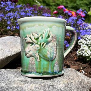 Moose Mug #3