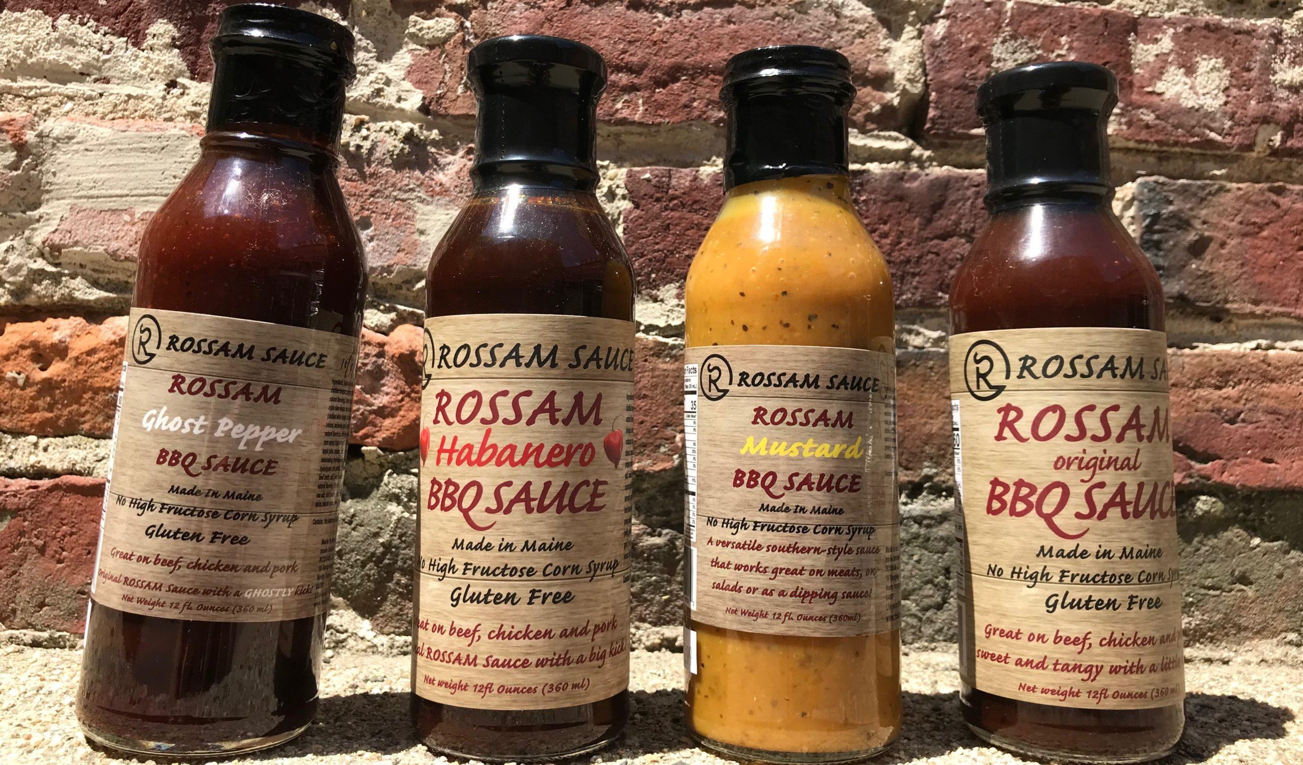 Rossam Barbeque Sauces