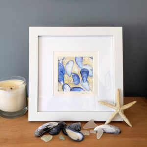 Maine Mussels - Original Painting by Beth Doan