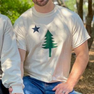 First Maine Flag T-Shirt