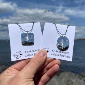 Dirigo Pendants by Carrabassett Valley Jewelry