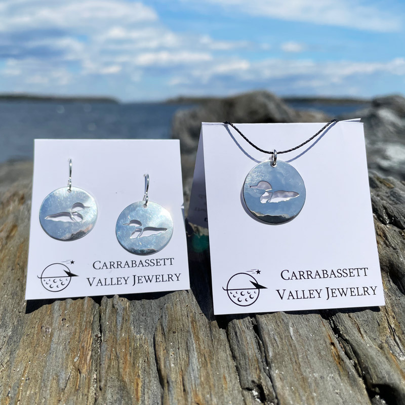 Maine Loon Jewelry