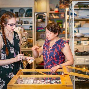 Maine Made Jewelry in Lisa-Marie's Portland, Maine