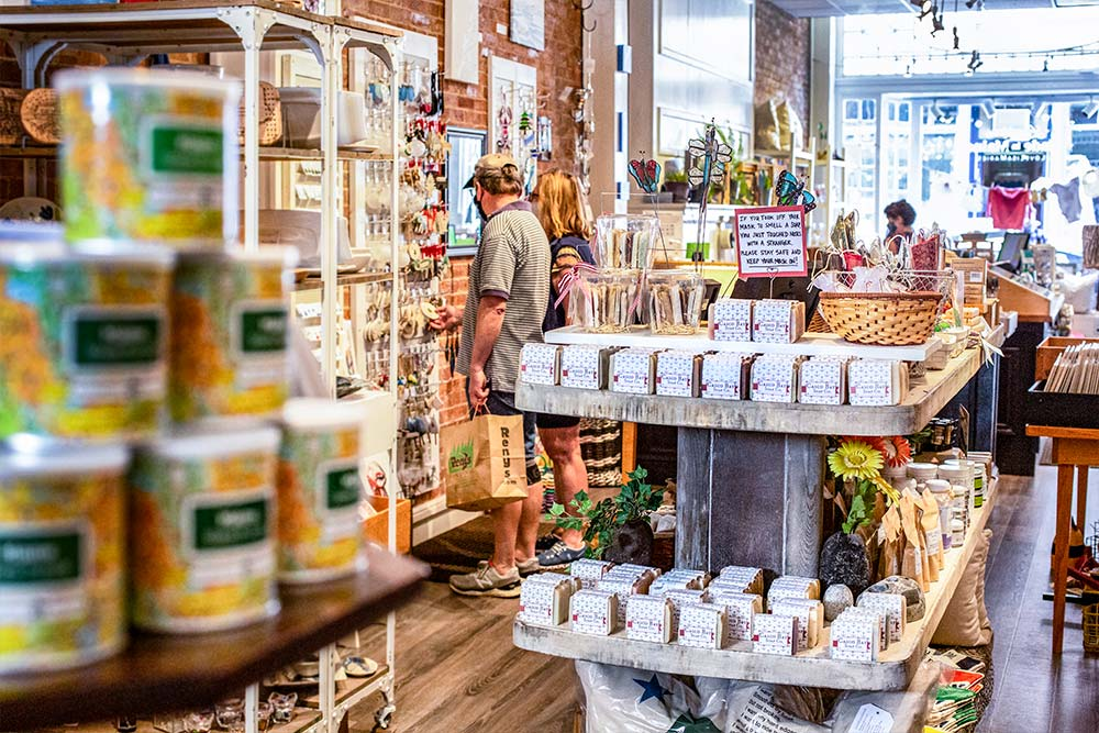 Maine Made Products in Lisa-Marie's Portland, Maine