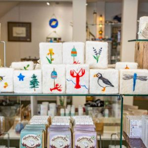 Maine Made Soaps & Skincare Products in Bath, Maine