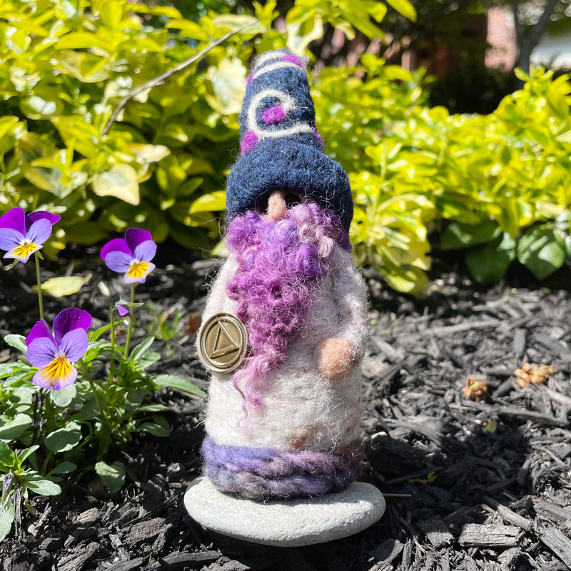 Robert the Recovery Gnome