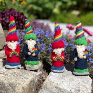Rainbow Gnomes
