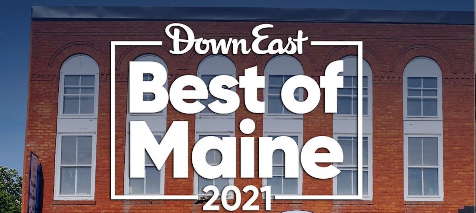 A HUGE Thank You: Voted Down East's Best of Maine 2021 Gift Shop