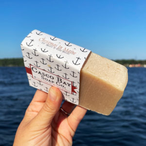 Christmas In Maine Soap by Casco Bay Soap